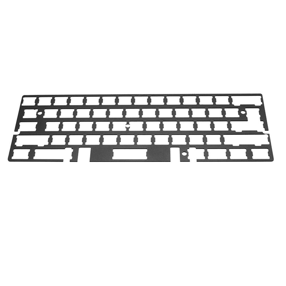 keycaps-switches Aluminium Board Plate Mechanical Keyboard Universal Frame for RS60 GH60 PCB HOB1077451 1 1