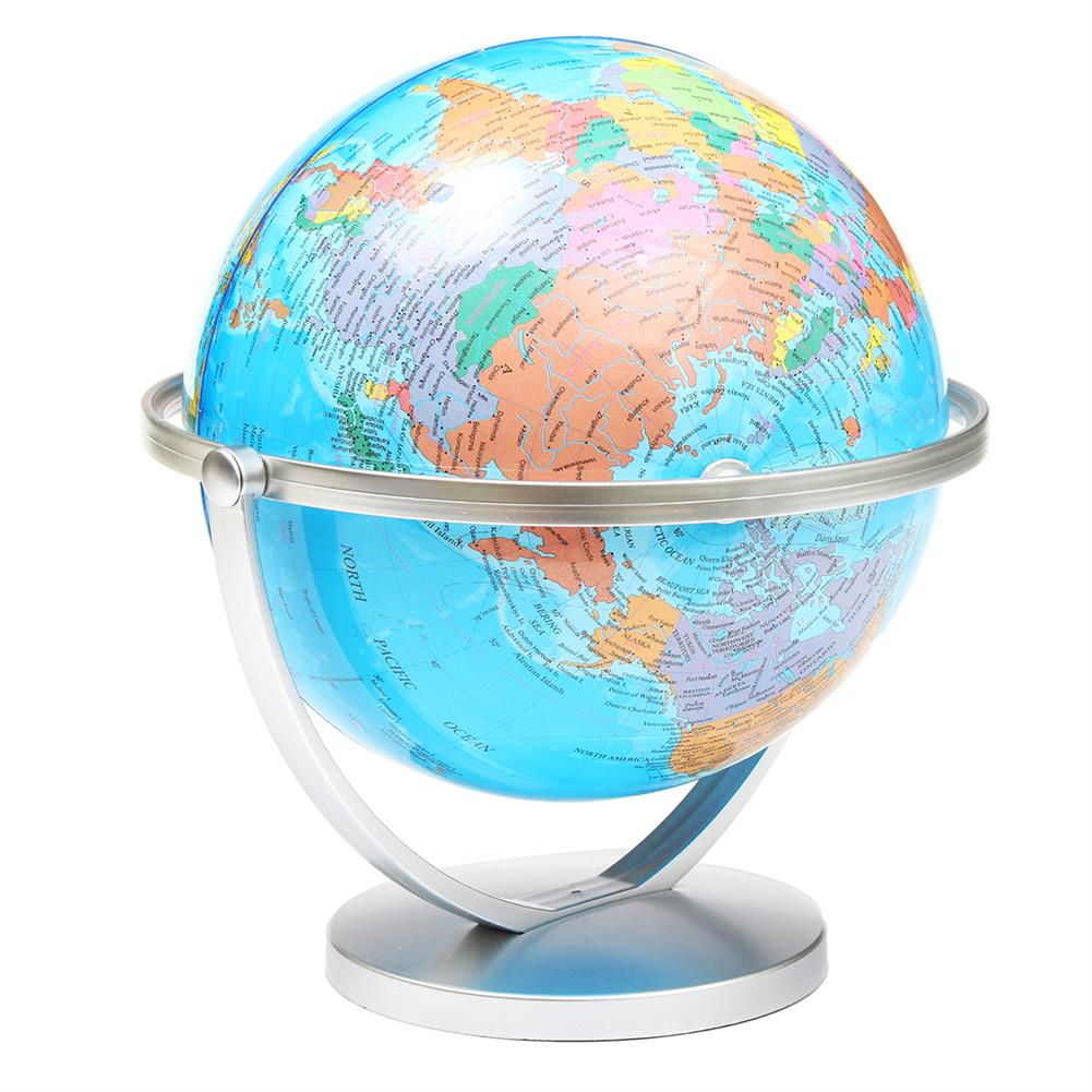 desktop-off-surface-shelves World Globe Earth Ocean Atlas Map with Rotating Stand Geography Educational Desktop Decorations HOB1115328 1 1