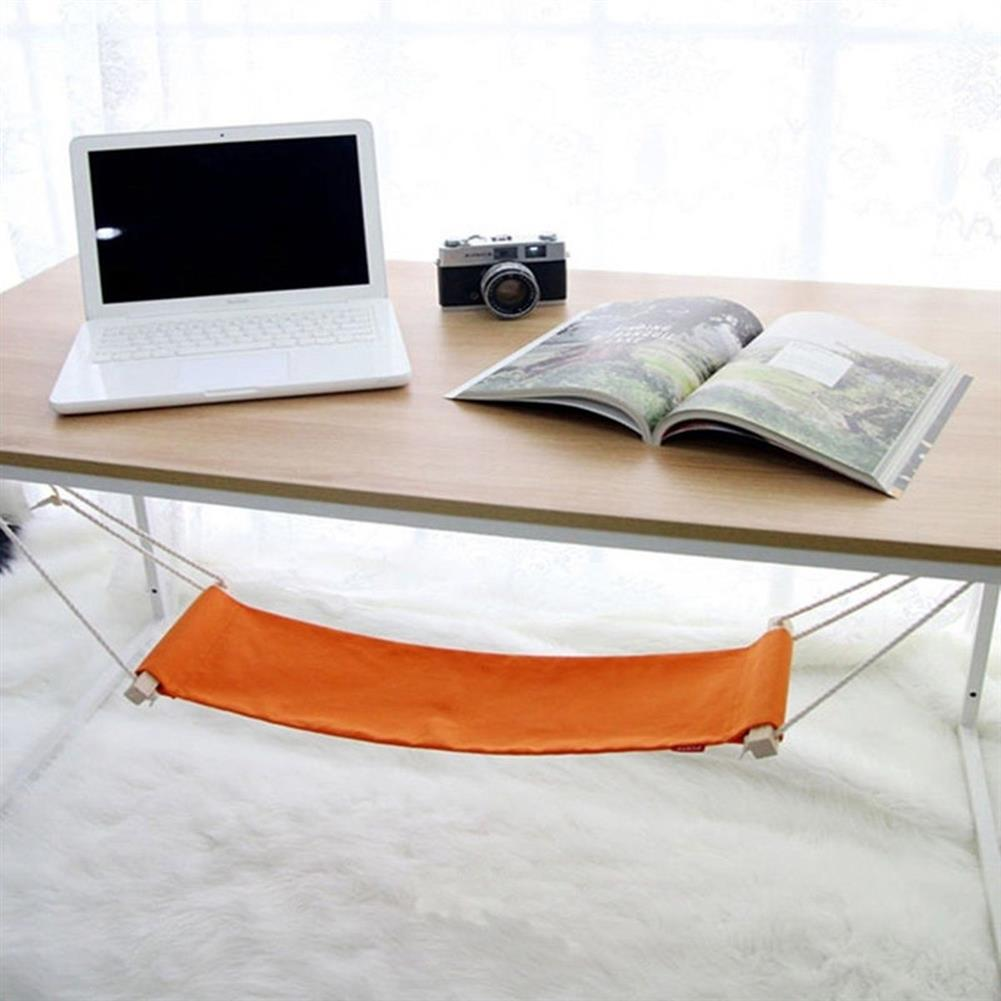 other-learning-office-supplies Portable Adjustable Mini Feet Hammock Comfort Footrest Stand Under Desk Foot Hammock Home office Gifts HOB1131377 1 1