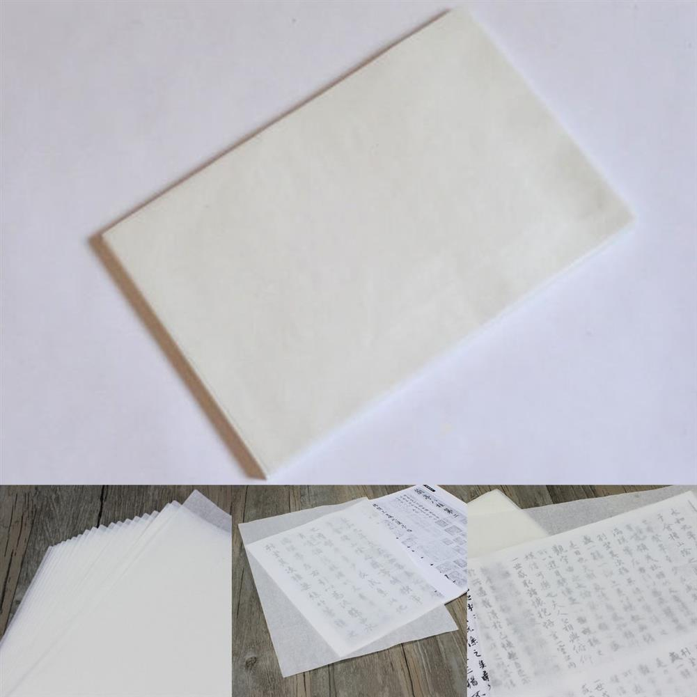 paper-notebooks 10 Sheets Chinese Calligraphy Rice Xuan Paper Sumi-e Drawing High ink Absorption HOB1138759 1 1