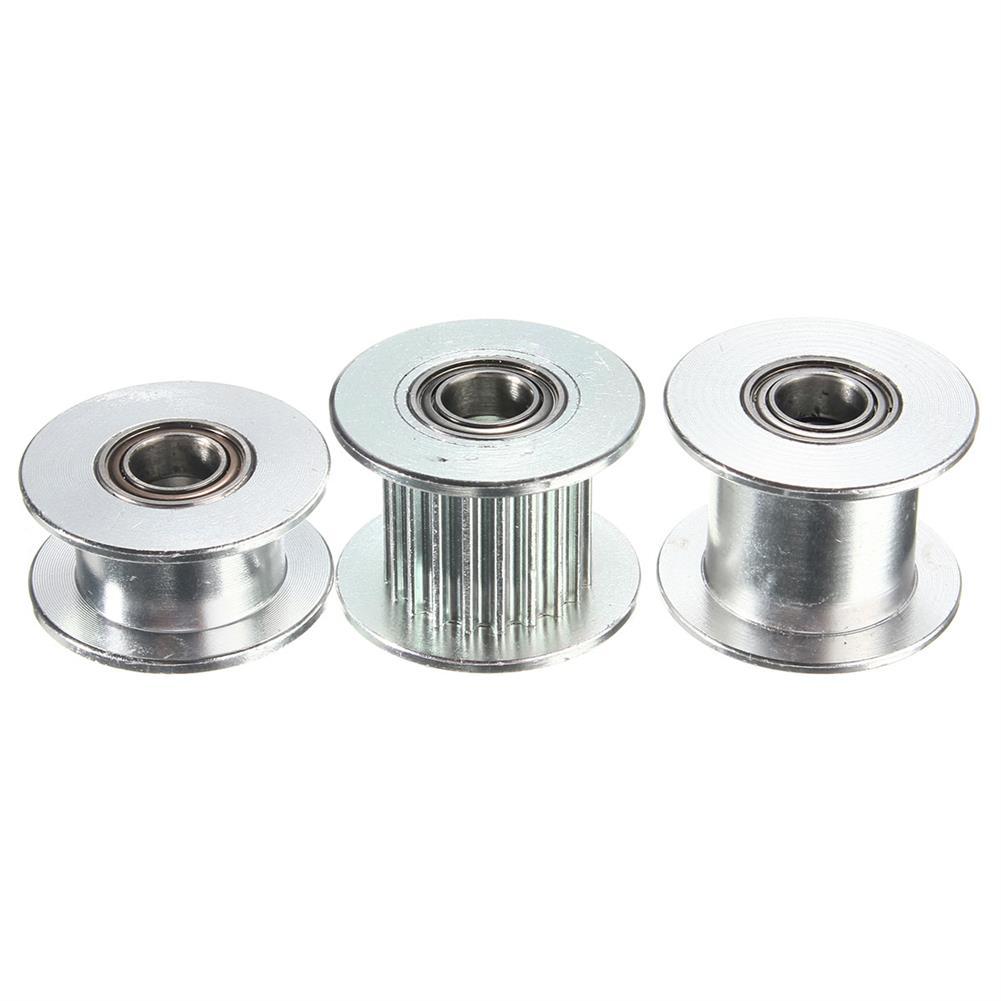 3d-printer-accessories GT2 Aluminum Timing Idlers Pulley for DIY 3D Printer HOB1148506 1 1