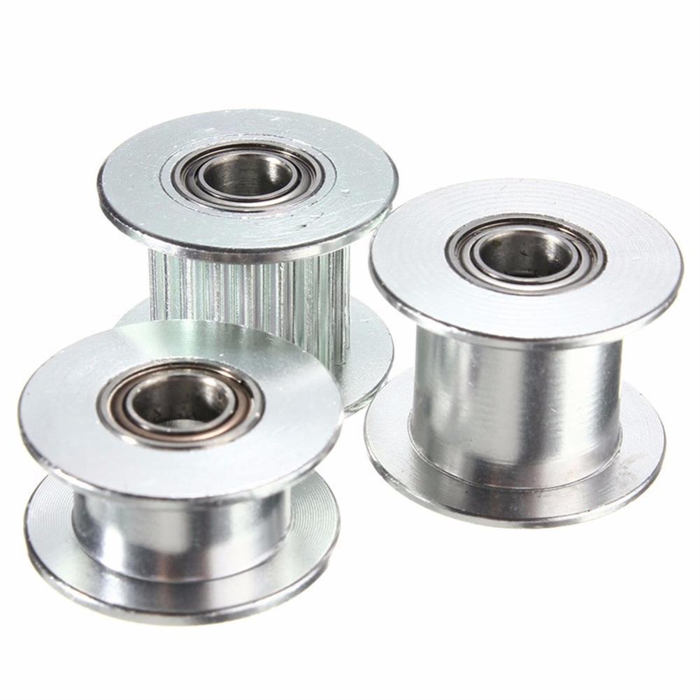 3d-printer-accessories GT2 Aluminum Timing Idlers Pulley for DIY 3D Printer HOB1148506 2 1