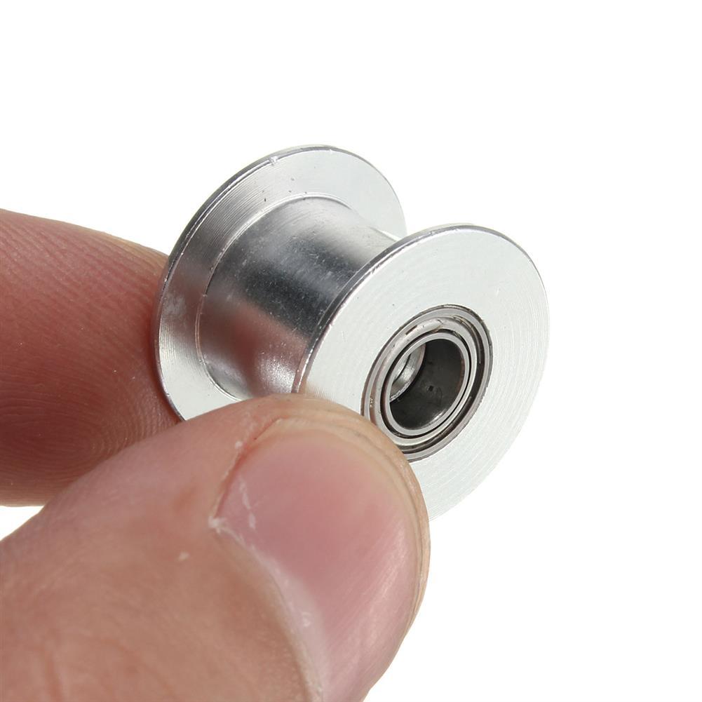 3d-printer-accessories GT2 Aluminum Timing Idlers Pulley for DIY 3D Printer HOB1148506 3 1