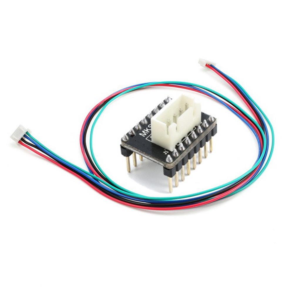 3d-printer-accessories 5PCS MKS CD 57/86 Stepper Motor Driver Current Expansion Board for 3D Printer HOB1169692 1