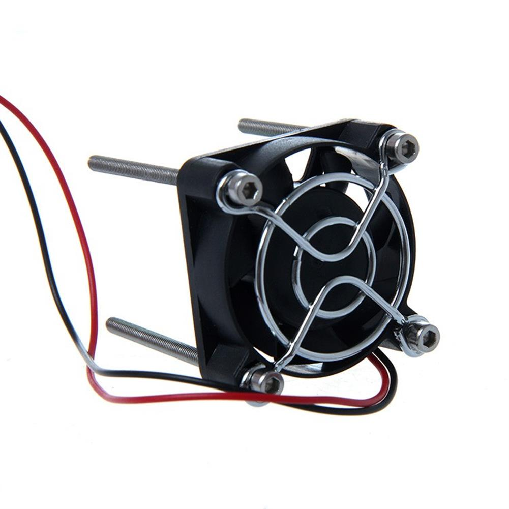 3d-printer-accessories 5PCS 40*40mm 3D Printer Accessories Extruder Small Cooling Fan Cover HOB1186581 3 1