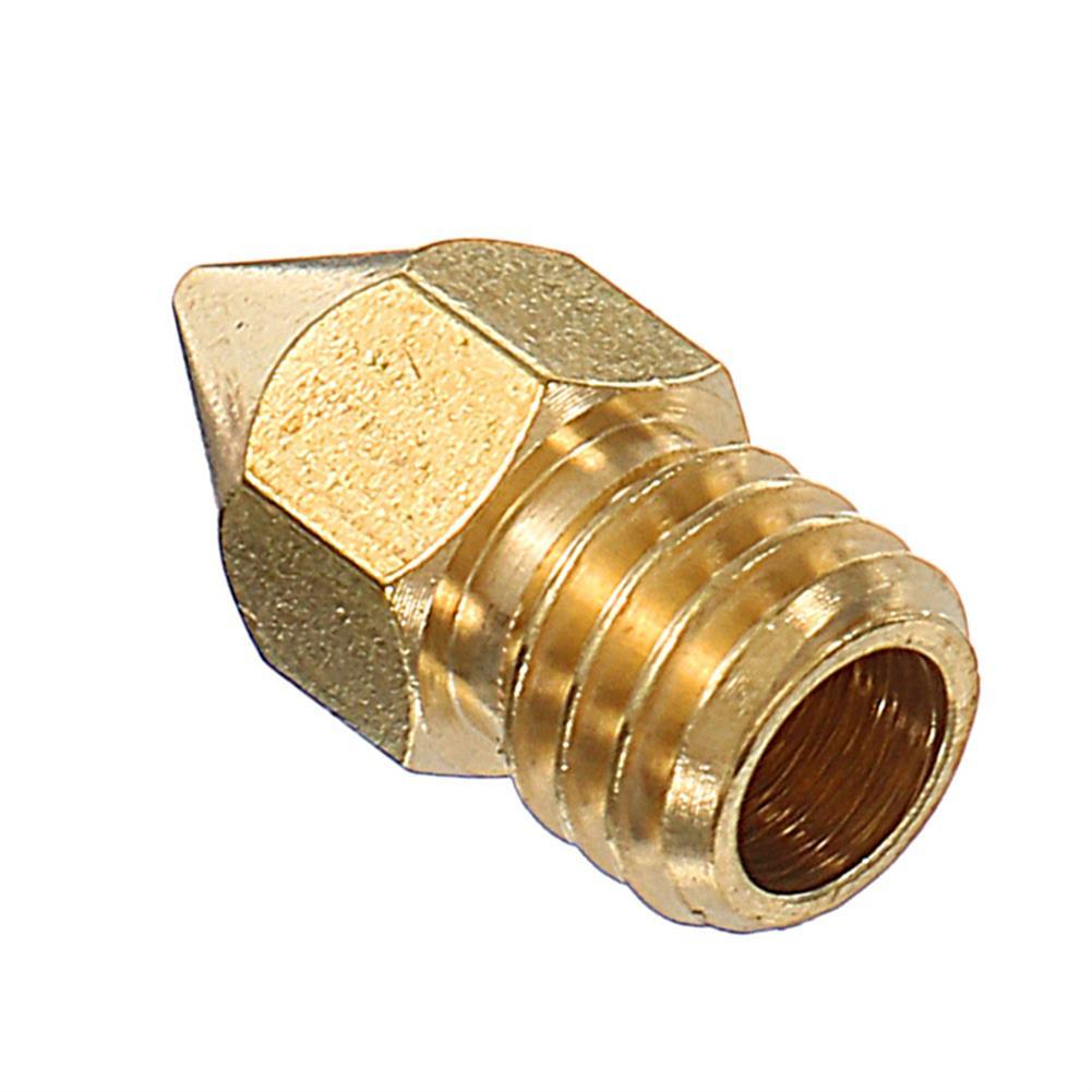 3d-printer-accessories 0.4mm Copper Zortrax M200 Nozzle for 3D Printer 1.75mm Filament HOB1187466 1 1