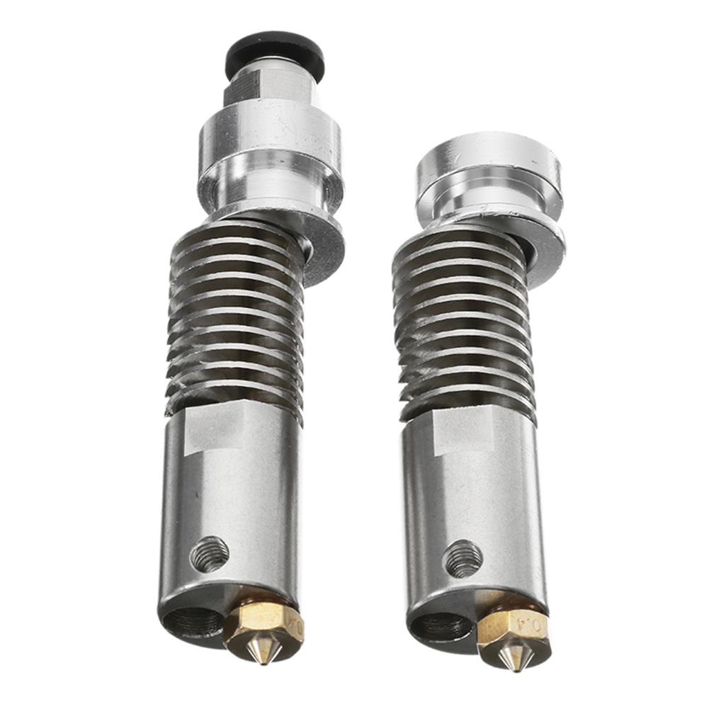 3d-printer-accessories 1.75mm Long/Short Distance Stainless M4 B3 Heating Extruder Nozzle Head for 3D Printer HOB1187549 1