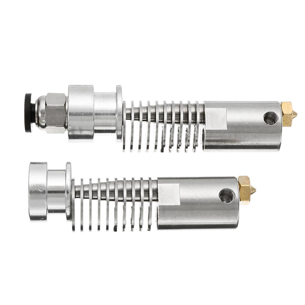 3d-printer-accessories 1.75mm Long/Short Distance Stainless M4 B3 Heating Extruder Nozzle Head for 3D Printer HOB1187549 2 1