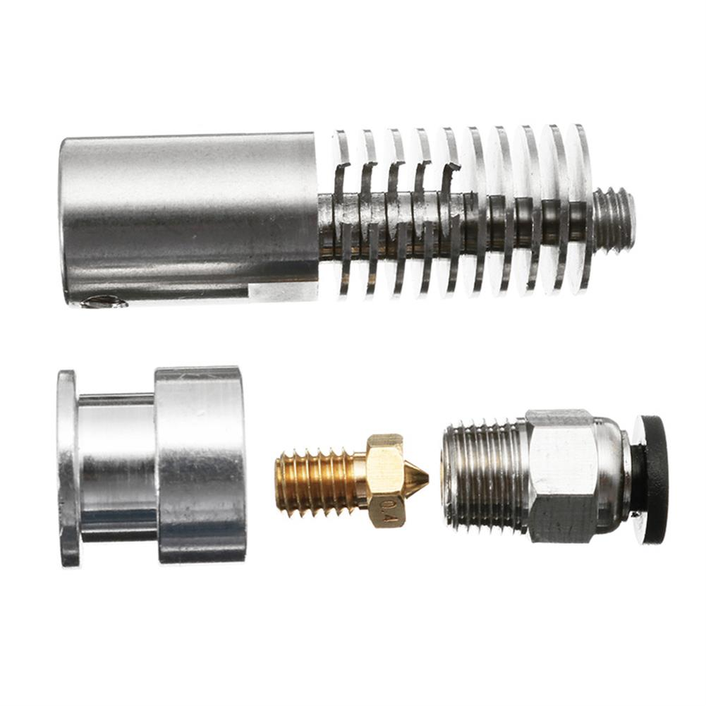 3d-printer-accessories 1.75mm Long/Short Distance Stainless M4 B3 Heating Extruder Nozzle Head for 3D Printer HOB1187549 3 1