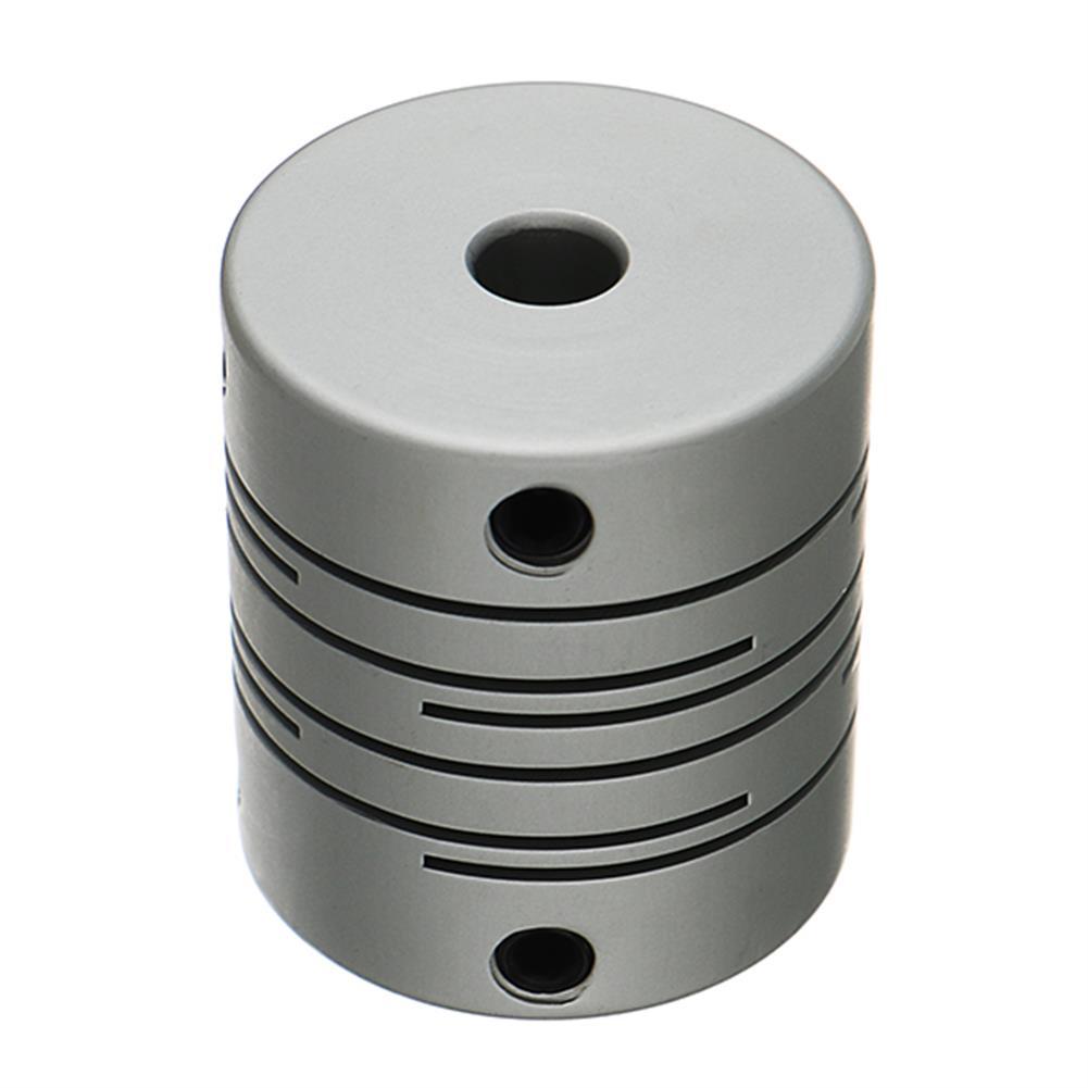 3d-printer-accessories Creality 3D 5mm*8mm Shaft Flexible Coupling Rigid Coupler Motor Connector for 3D Printer HOB1192665 1