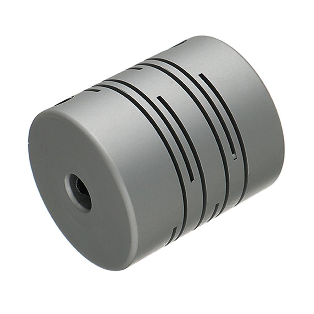 3d-printer-accessories Creality 3D 5mm*8mm Shaft Flexible Coupling Rigid Coupler Motor Connector for 3D Printer HOB1192665 2 1