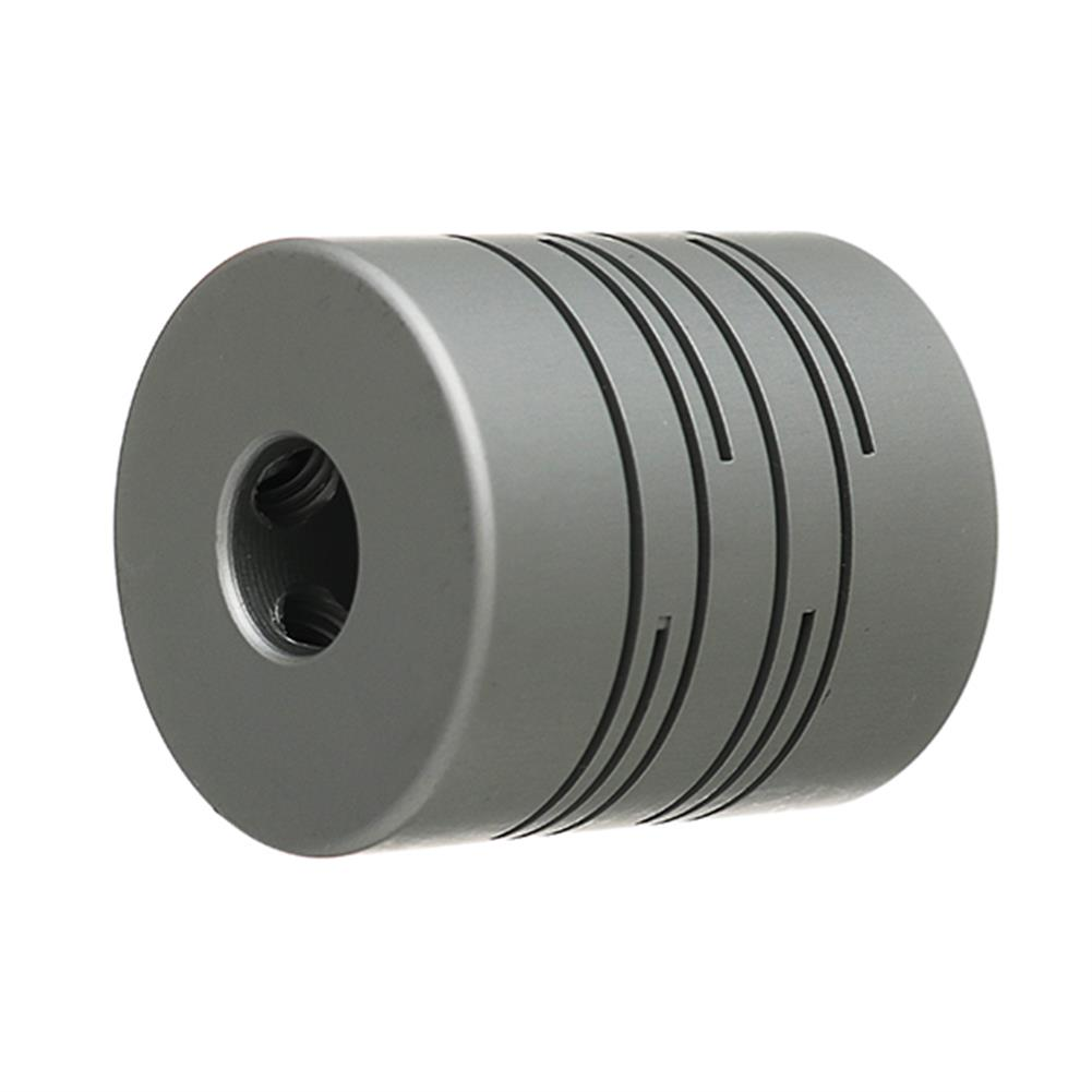 3d-printer-accessories Creality 3D 5mm*8mm Shaft Flexible Coupling Rigid Coupler Motor Connector for 3D Printer HOB1192665 3 1