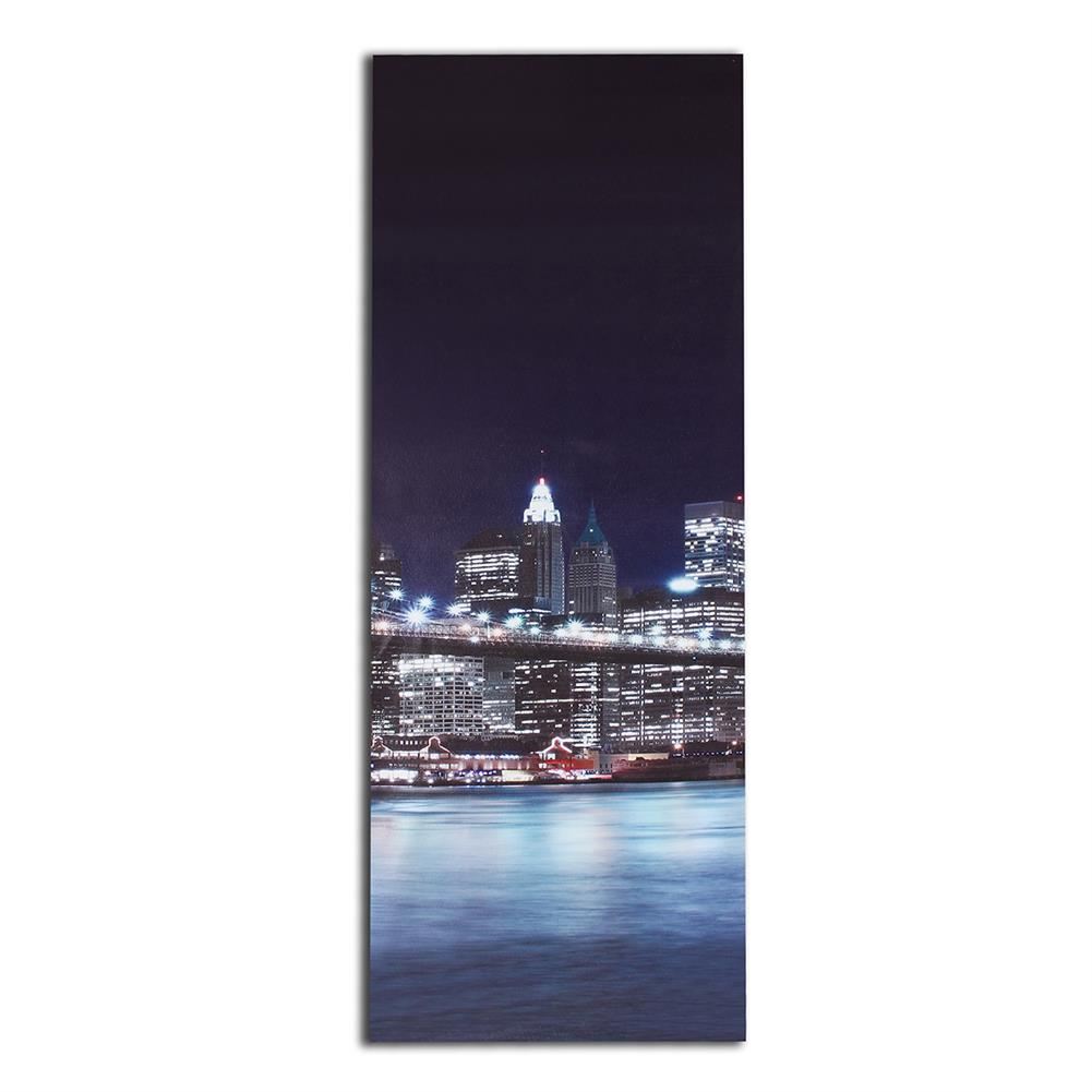 art-kit 5Pcs Canvas Painting New York City Wall Decorative Print Art Pictures Frameless Wall Hanging Home office Decorations HOB1192685 1 1