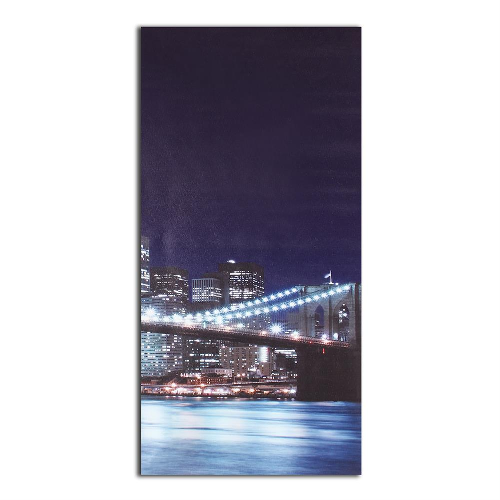 art-kit 5Pcs Canvas Painting New York City Wall Decorative Print Art Pictures Frameless Wall Hanging Home office Decorations HOB1192685 2 1