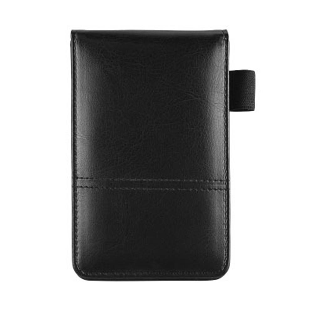 paper-notebooks RuiZe Creative PU Leather Diary A7 Planner Multifunction Pocket Mini Notebook with Calculator for School office HOB1199437 1