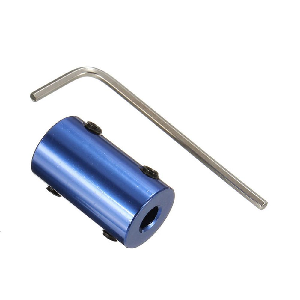 3d-printer-accessories 10PCS 5mm-8mm Shaft Coupling Rigid Coupler Motor Connector with Spanner HOB1205530 2 1