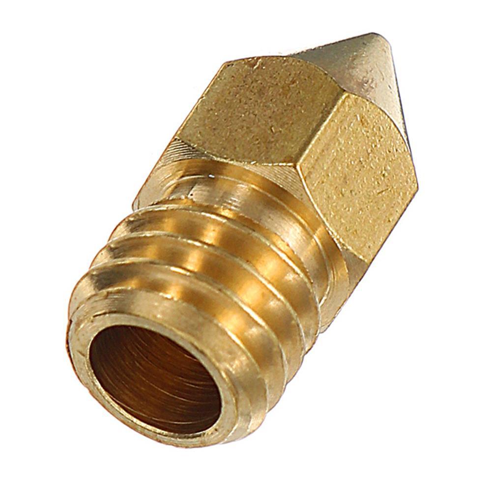 3d-printer-accessories 3PCS 1.75mm 0.4mm Copper Zortrax M200 Nozzle for 3D Printer HOB1210791 1