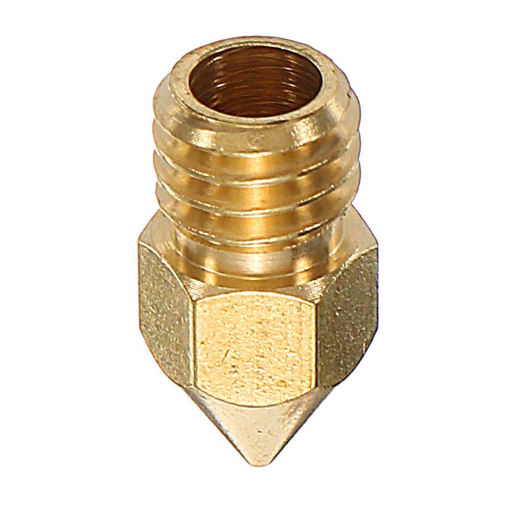3d-printer-accessories 3PCS 1.75mm 0.4mm Copper Zortrax M200 Nozzle for 3D Printer HOB1210791 1 1