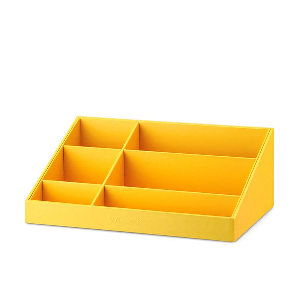 desktop-off-surface-shelves VPACK Storage Box Desk Organizer Stationery Storage Pen Holder 6 Color office School Supplies HOB1218749 1 1