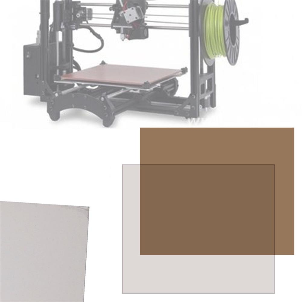 3d-printer-accessories 200*200*0.8mm Polyetherimide PEI Sheet for 3D Printer HOB1220167 1