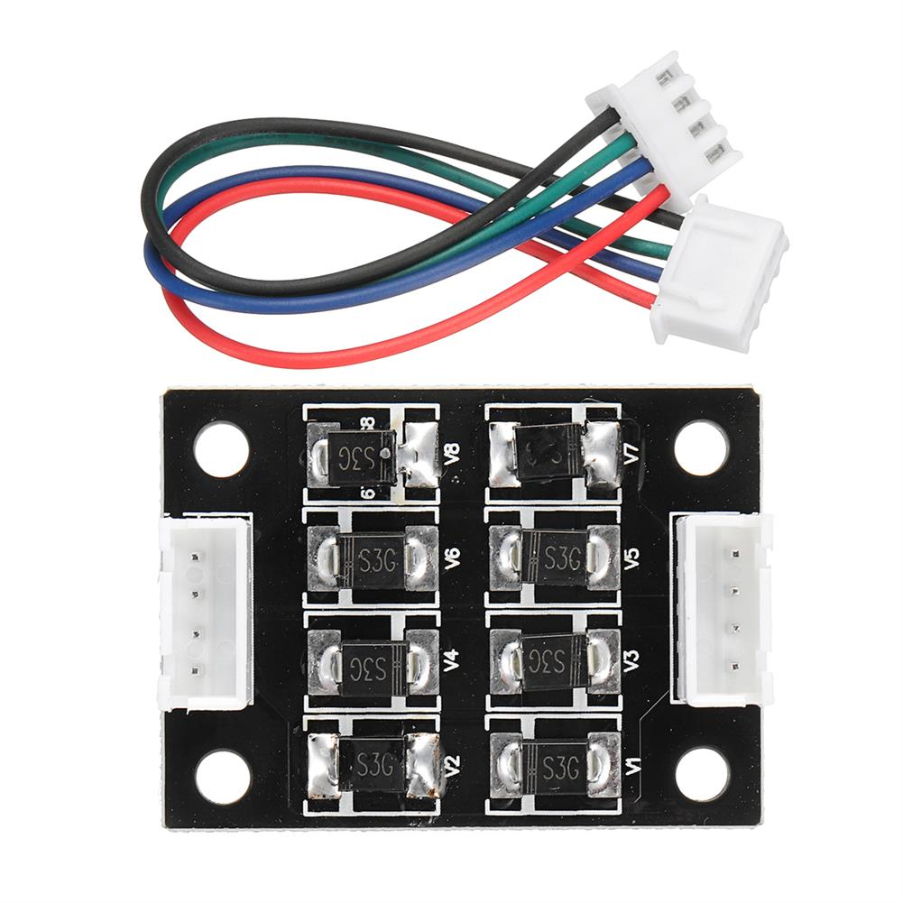 3d-printer-accessories 10PCS TL-Smoother Addon Module with Dupont Line for 3D Printer Stepper Motor HOB1234635 1 1