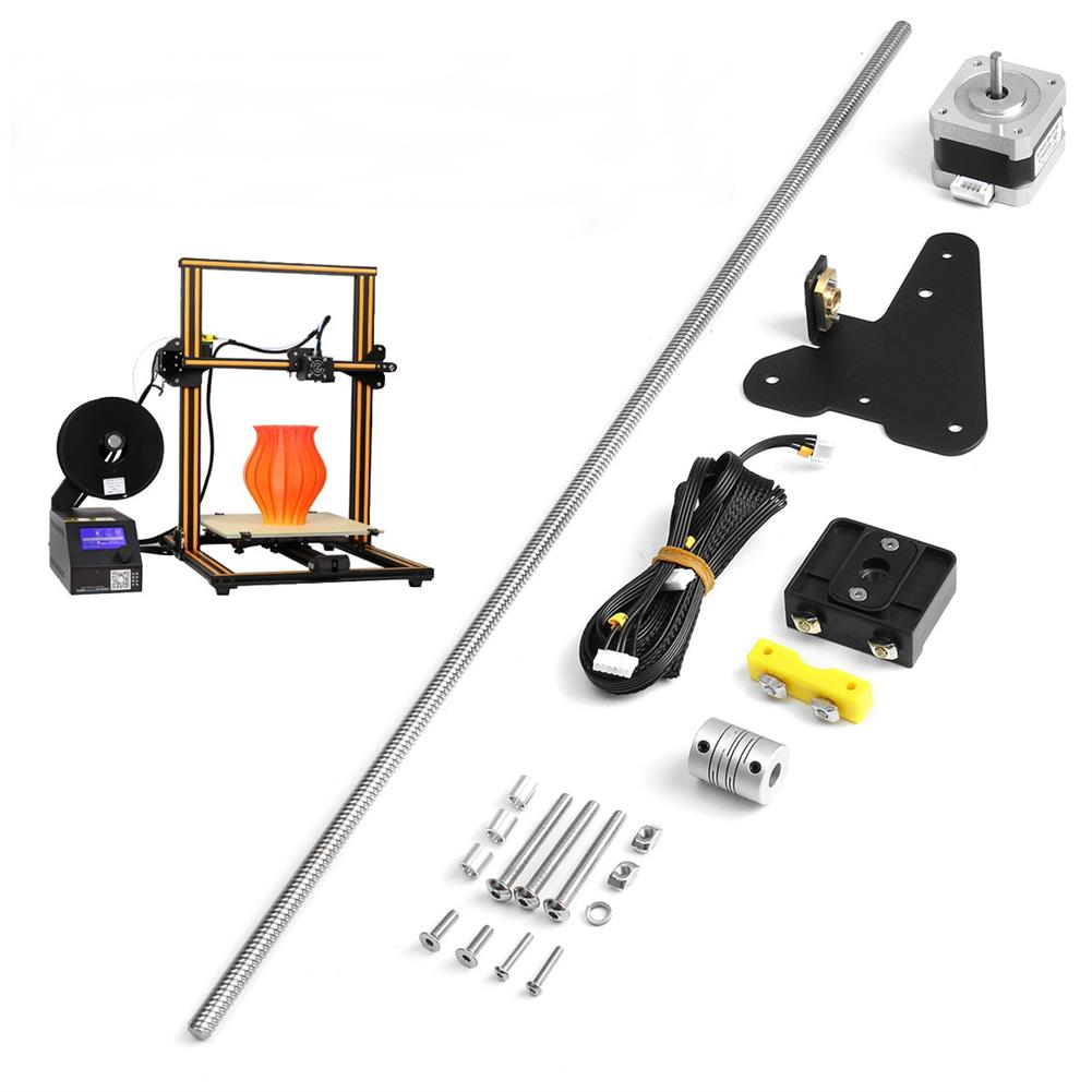 3d-printer-accessories DIY 3D Printer Dual Z-axis Upgrade Kit for Creality CR-10 HOB1237123 1