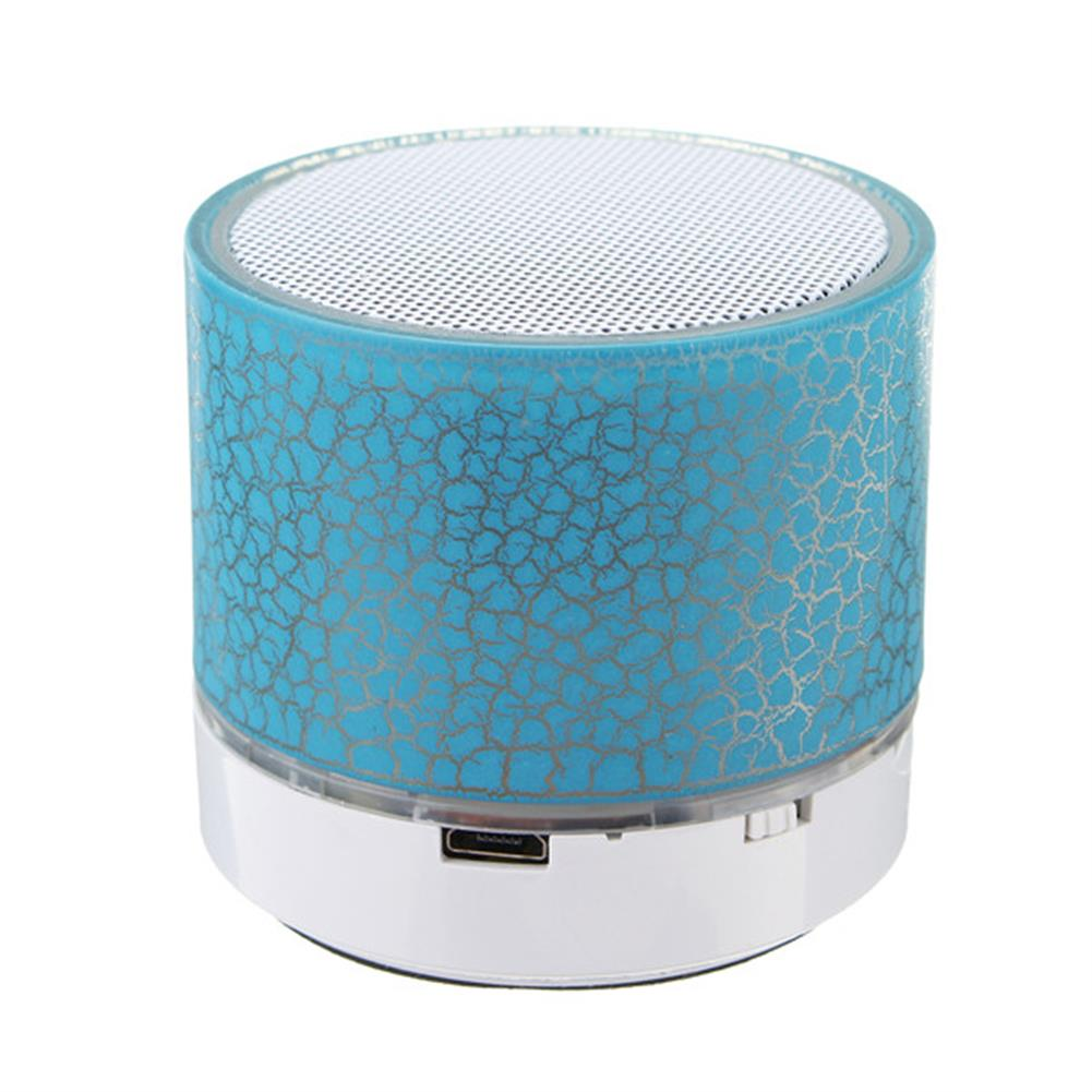 tablet-speakers-earphones Mini Portable Wireless bluetooth Hifi Bass Stereo Speaker MIC TF USB LED HOB1237458 1 1