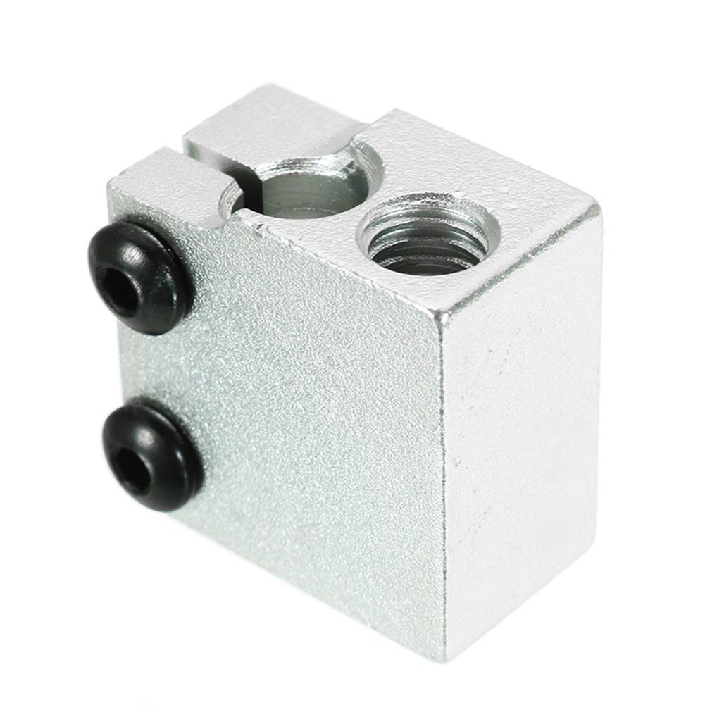 3d-printer-accessories Volcano Hot End Eruption Heater Block Aluminum Alloy Heating Block for 3D Printer HOB1239348 1