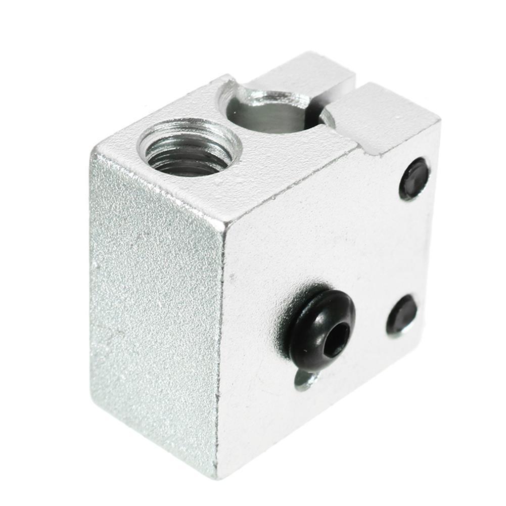 3d-printer-accessories Volcano Hot End Eruption Heater Block Aluminum Alloy Heating Block for 3D Printer HOB1239348 1 1