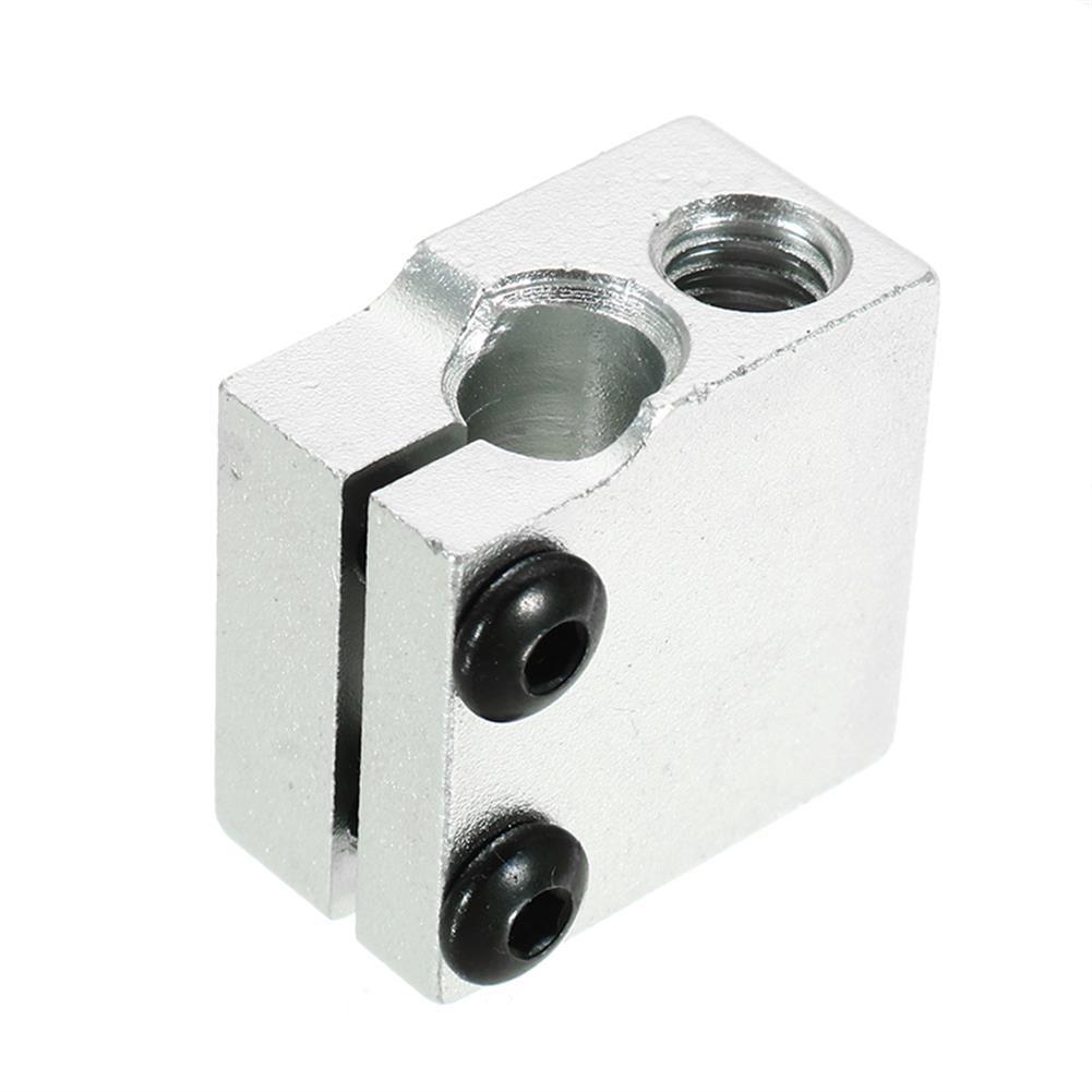 3d-printer-accessories Volcano Hot End Eruption Heater Block Aluminum Alloy Heating Block for 3D Printer HOB1239348 2 1