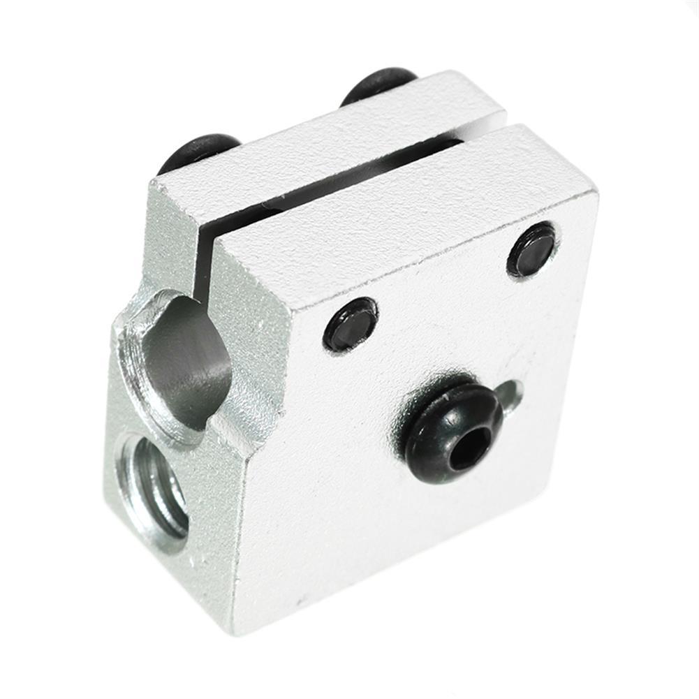 3d-printer-accessories Volcano Hot End Eruption Heater Block Aluminum Alloy Heating Block for 3D Printer HOB1239348 3 1