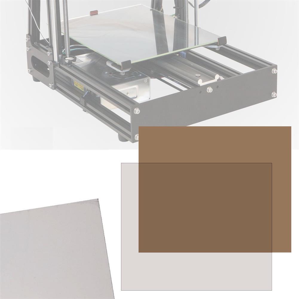 3d-printer-accessories 3PCS 220*220*0.8mm Polyetherimide PEI Sheet for 3D Printer HOB1243267 1 1
