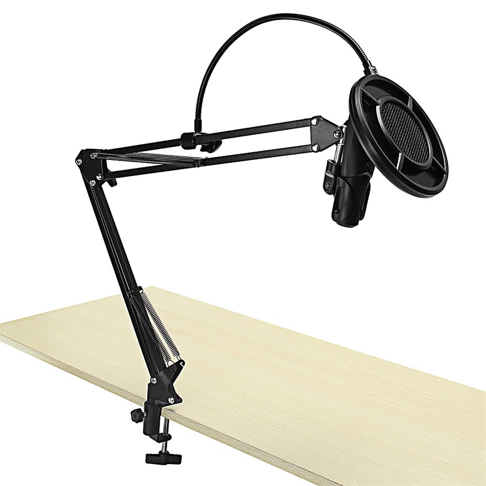 microphones-microphones-headphones NB35 Arm Microphone Stand Flexible Mobile Microphone-Support HOB1254914 1 1