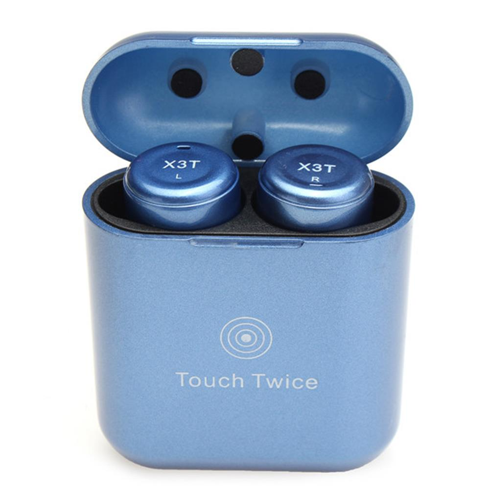 tablet-speakers-earphones X3T Touch Control True Wireless bluetooth Earbuds Stereo Earphone Headset for Tablet Cellphone HOB1272481 1 1