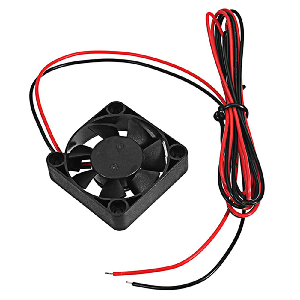 3d-printer-accessories Creality 3D 40*40*10mm 12V High Speed DC Brushless 4010 Cooling Fan for 3D Printer CR-10 HOB1279196 2 1