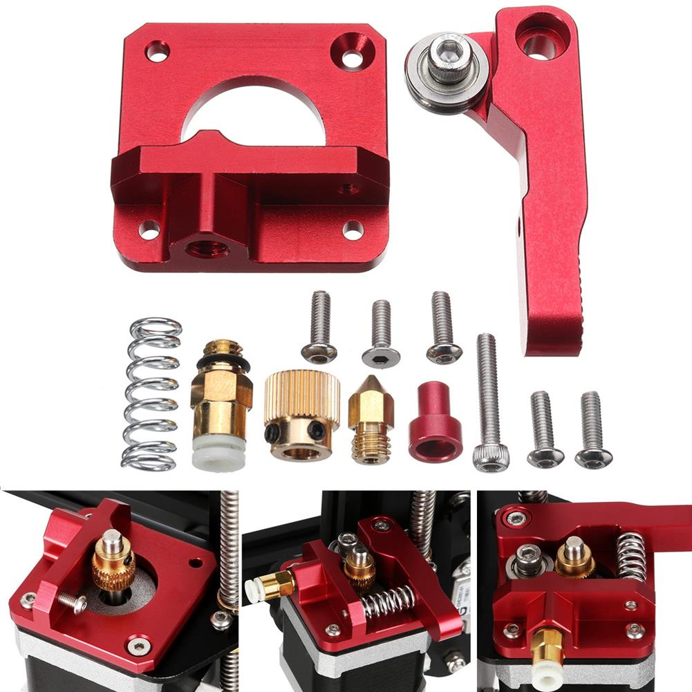 3d-printer-accessories Upgrade Long-Distance Remote Metal Extruder Kit for Creality CR-10 3D Printer HOB1281928 1