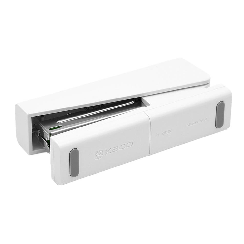 binding-machine Kaco LEMO Stapler with 100Pcs 24/6 26/6 Staple for Paper Binding office School Supplies HOB1288662 1 1