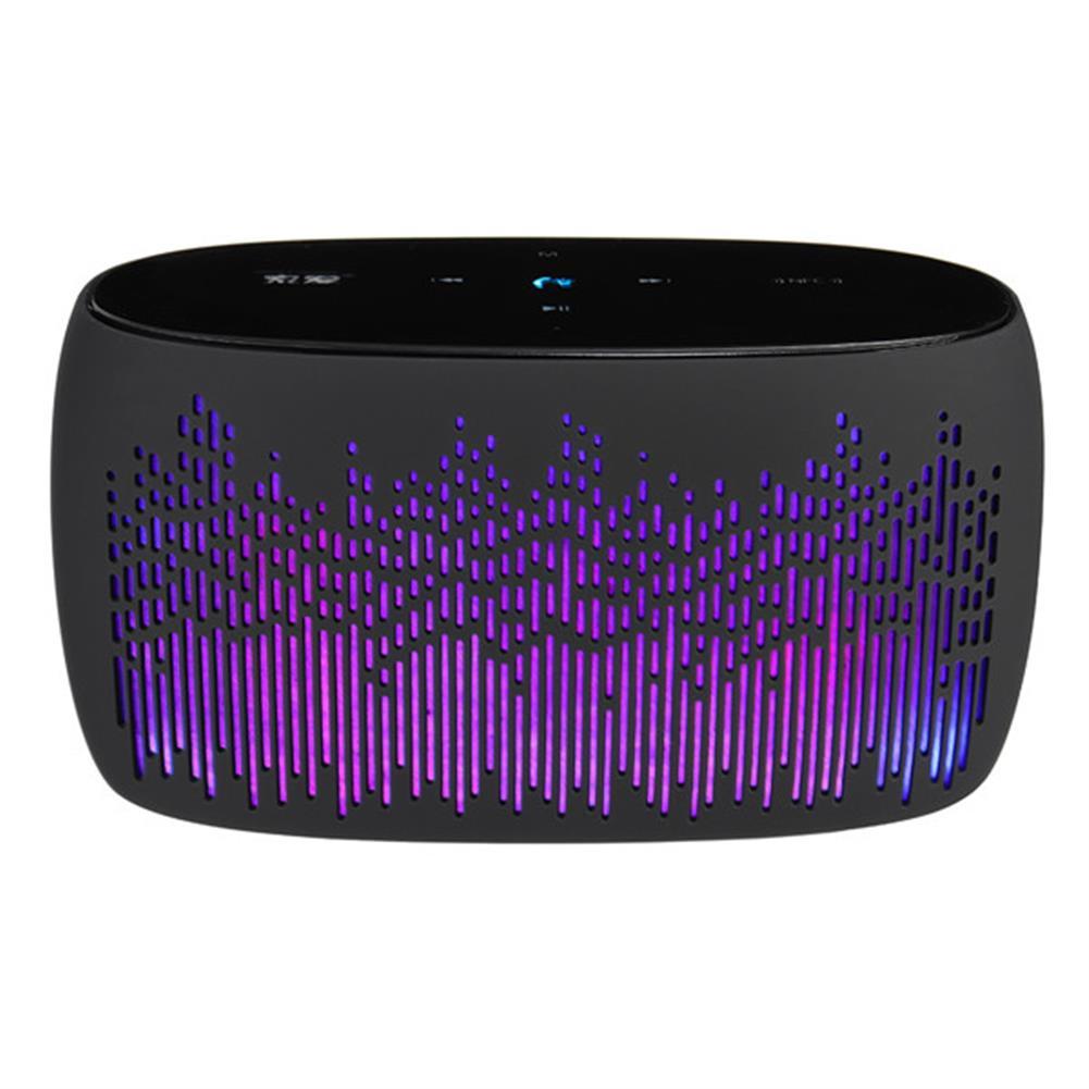tablet-speakers-earphones Portable Wireless bluetooth Super Bass Optional LED Light Modes Speaker for Tablet Cellphone HOB1289148 2 1
