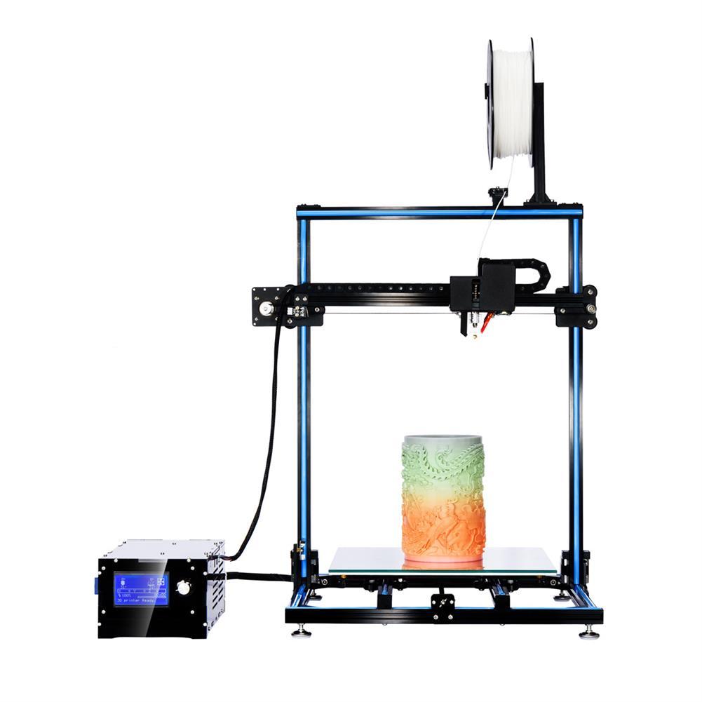 3d-printer ADIMLab I3 Plus 3D Printer DIY Kit 310*310*410 Large Printing Size with Dual Track Printing HOB1292380 1 1
