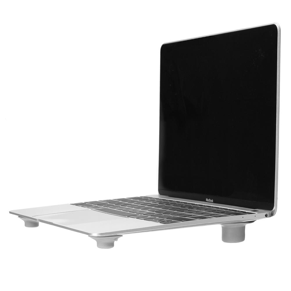 laptop-stands 4Pcs Laptop Holder Notebook Feet Computer Stand Cooling Pad Heat Reduction Sucker thermal Bracket HOB1298510 1 1