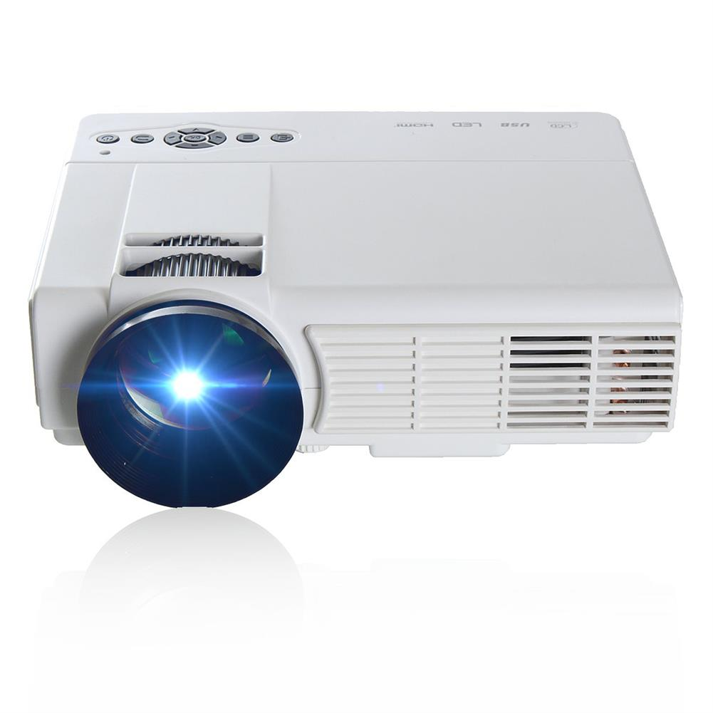 projectors-theaters Powerful Q5 3D HD 1080P 3000 Lumens 800 x 480 Resolution Home theater Multimedia LED Projector HOB1308436 1