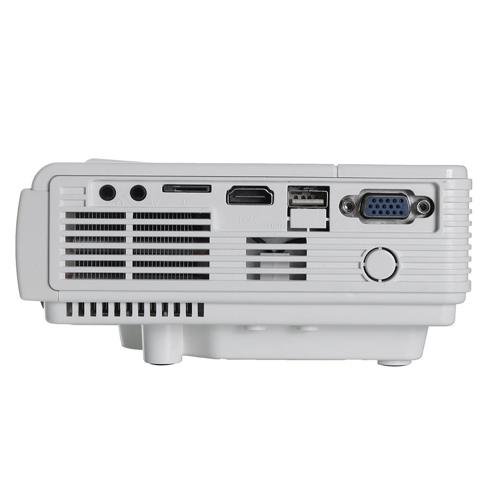 projectors-theaters Powerful Q5 3D HD 1080P 3000 Lumens 800 x 480 Resolution Home theater Multimedia LED Projector HOB1308436 3 1