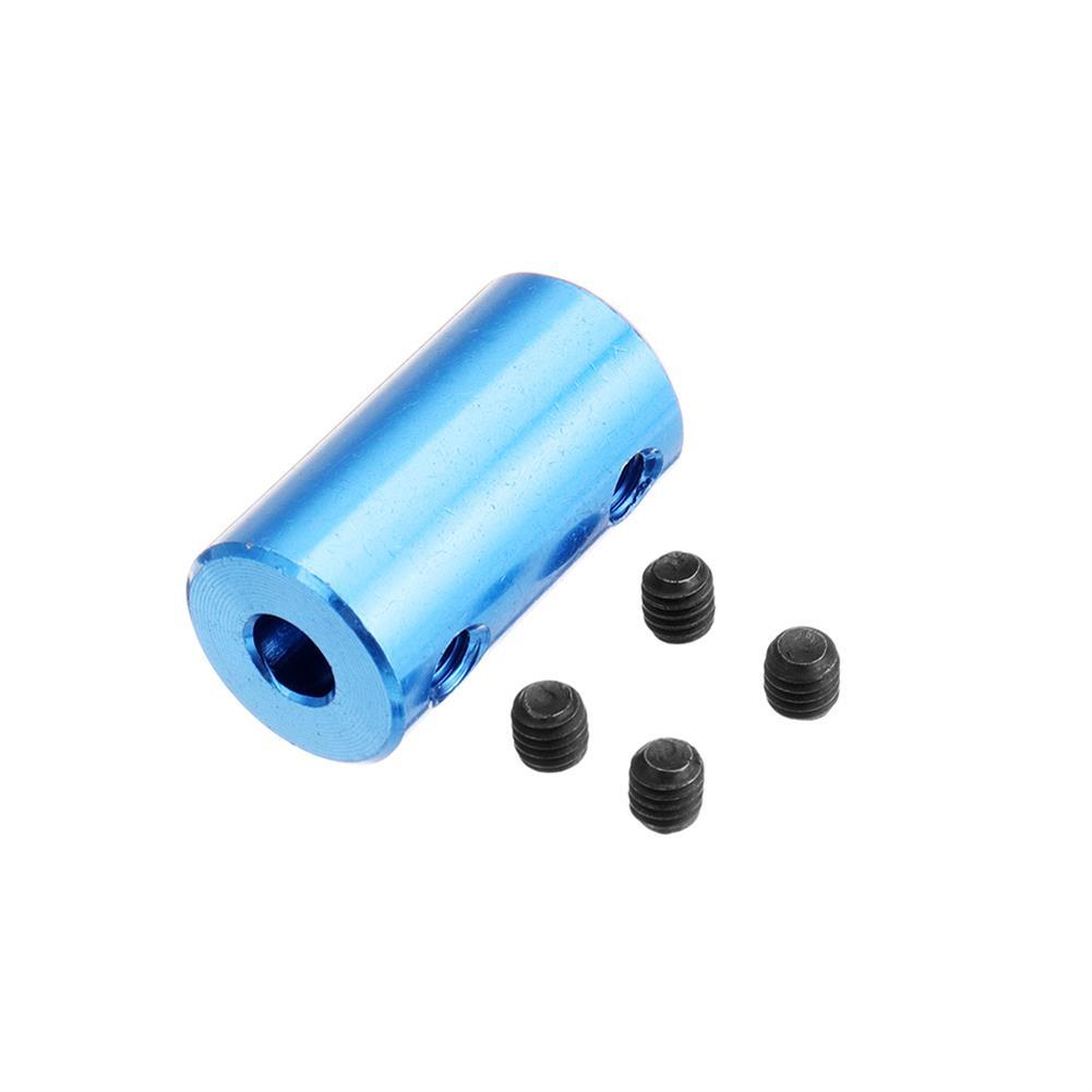 3d-printer-accessories 5*8mm/8*8mm Aluminum Shaft Coupling Rigid Coupler Motor Connector for 3D Printer HOB1324923 2 1