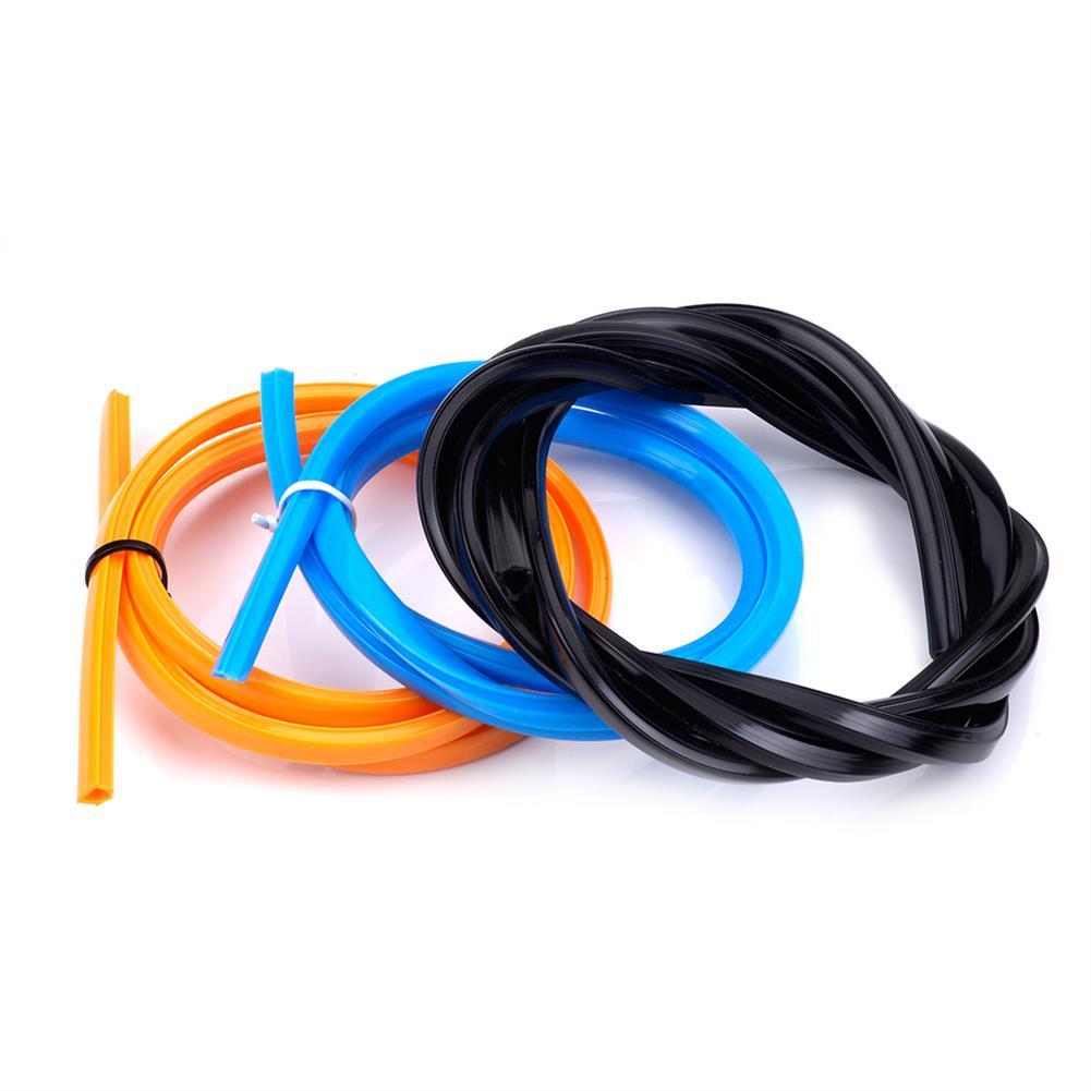 3d-printer-accessories 1Meter Black/Orange/Blue 2020 Aluminum Profile Slot Cover/Panel Holder for 3D Printer HOB1327111 1