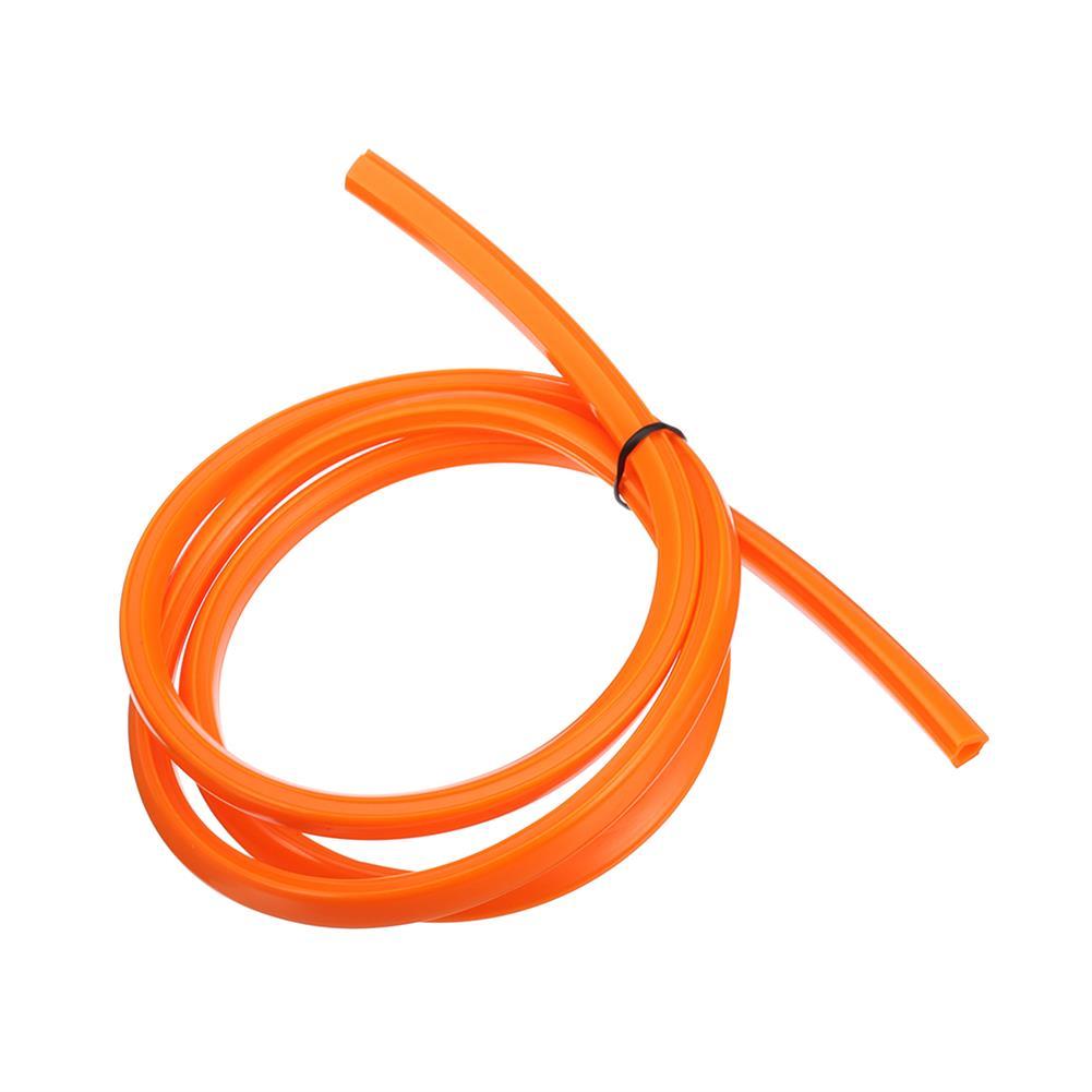 3d-printer-accessories 1Meter Black/Orange/Blue 2020 Aluminum Profile Slot Cover/Panel Holder for 3D Printer HOB1327111 3 1