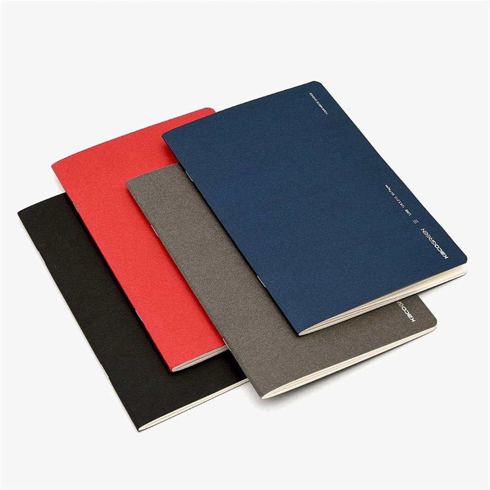paper-notebooks [From XM YouPin] 4 Pcs Noble Portable Notebook Specialty Paper Cover Dowling Paper 32 Pages for School office HOB1327986 1