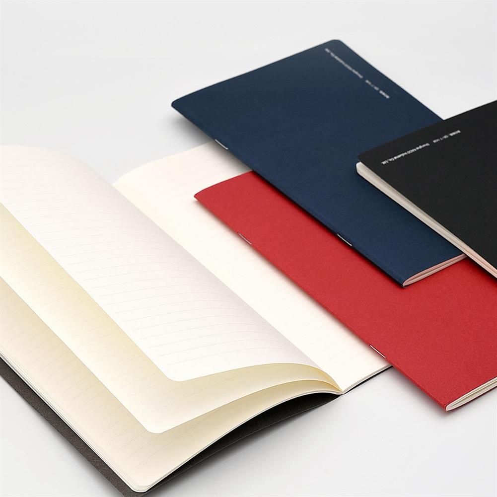 paper-notebooks [From XM YouPin] 4 Pcs Noble Portable Notebook Specialty Paper Cover Dowling Paper 32 Pages for School office HOB1327986 1 1