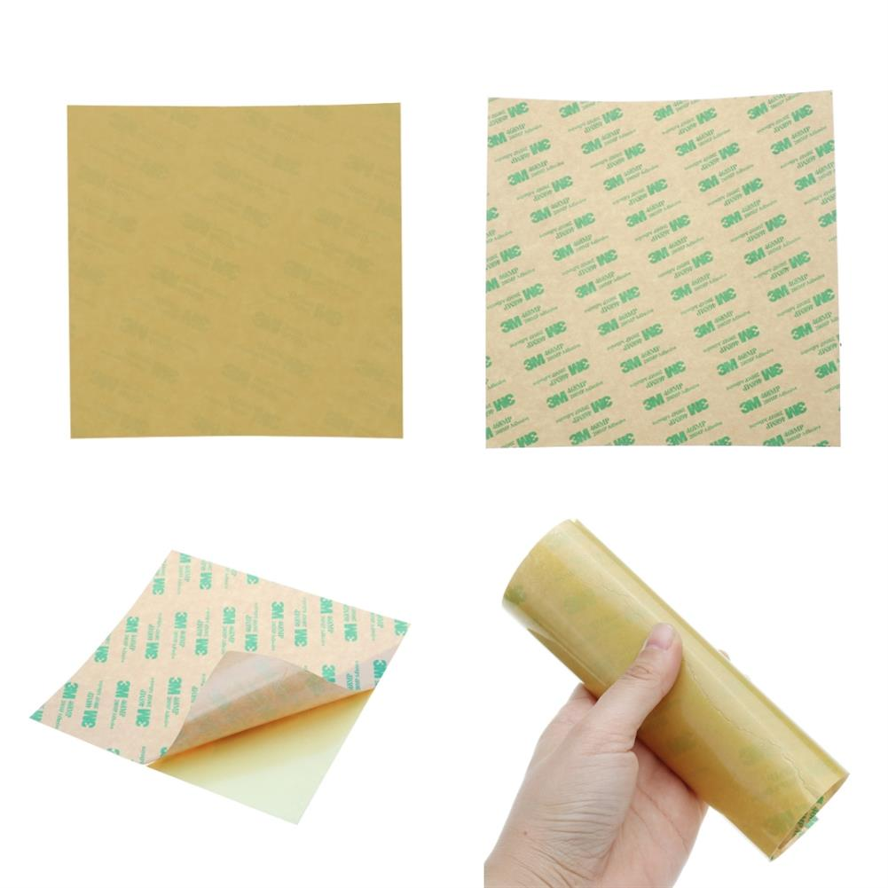 3d-printer-accessories 150*150*0.3mm Polyetherimide PEI Sheet with 3M Glue for 3D Printer HOB1341928 1