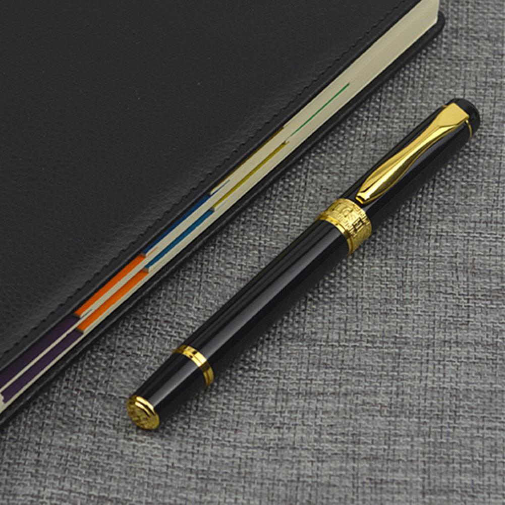gel-pen LUOSHI 890 Ball Pen / Signing Pen / Fountain Pen Business Executive Fast Writting Metal Gift Pen HOB1342079 2 1