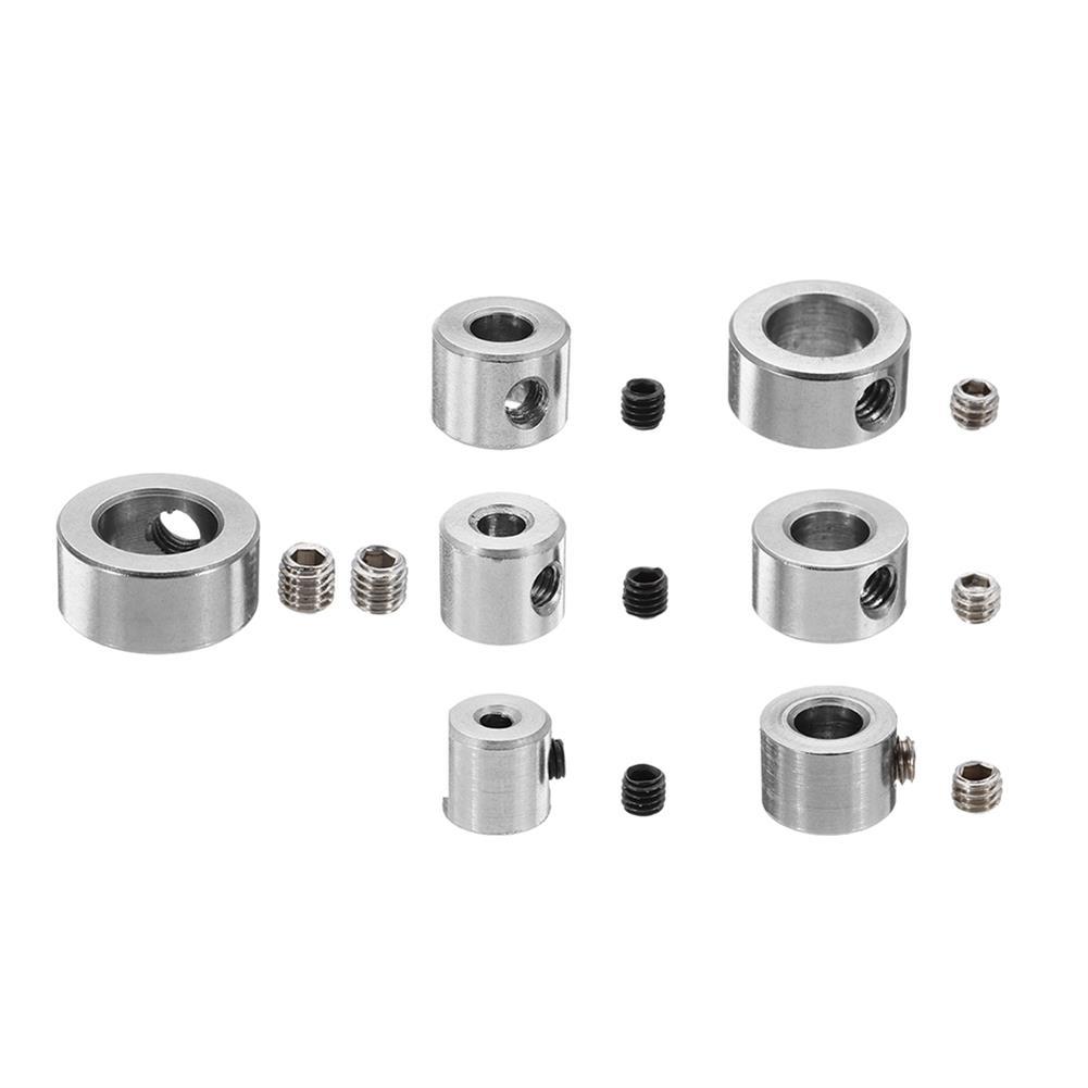 3d-printer-accessories Lock Collar T2-T10 Lead Screw Lock Block Isolation Column Ring Lock for 3D Printer Parts HOB1347642 1
